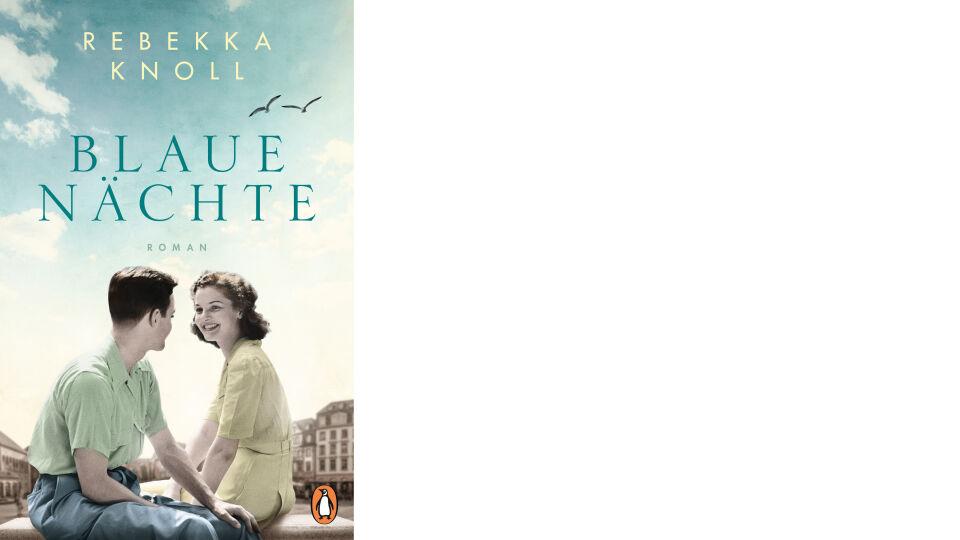 Buch_Cover_Blaue Nächte_c_Penguin Verlag - © Penguin Verlag