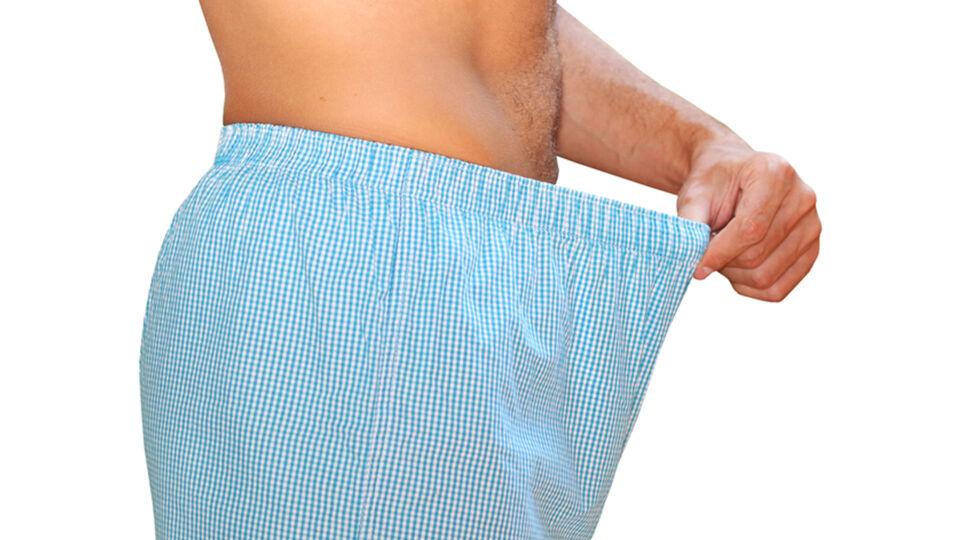 Boxershorts Mann - © Shutterstock