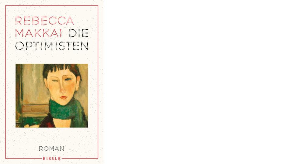 Cover_Die Optimisten_c_Eisele Verlag - © Eisele Verlag