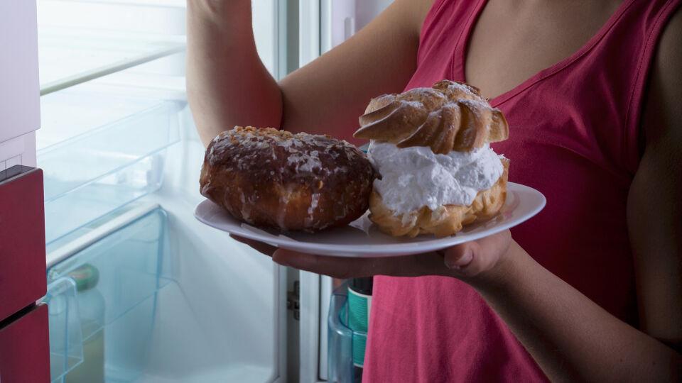 Süßigkeiten Heißhunger Ernährung - © Shutterstock