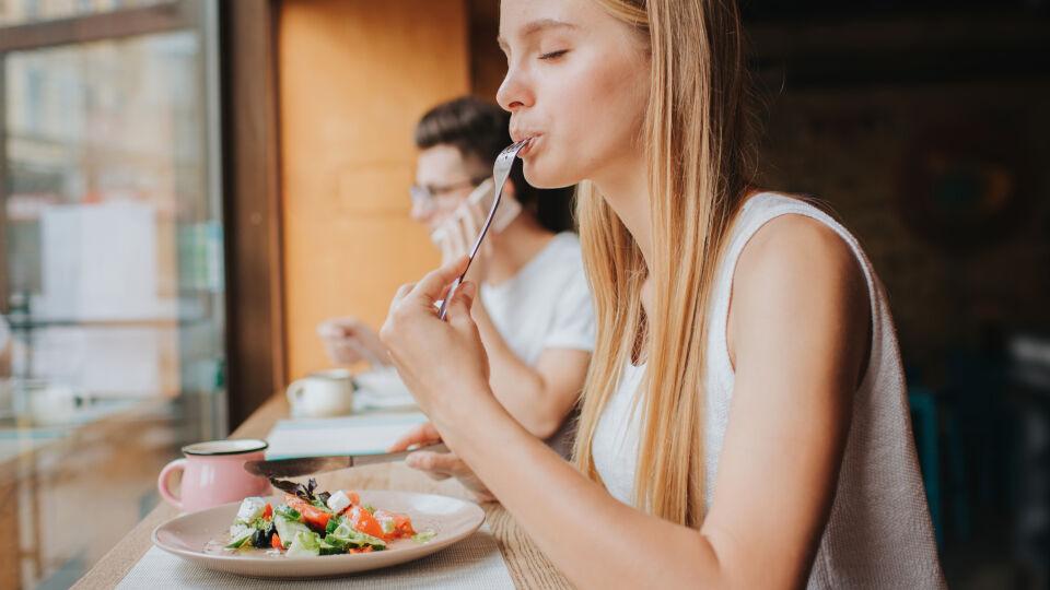 "Ernährung - ""Krankhaftes Gesundessen"" wird zu den Zwangsstörungen gezählt. - © Shutterstock"