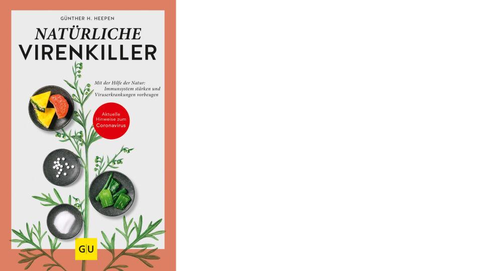 Buch Cover_Natürliche Virenkiller_Graefe und Unzer Verlag - © Graefe und Unzer Verlag