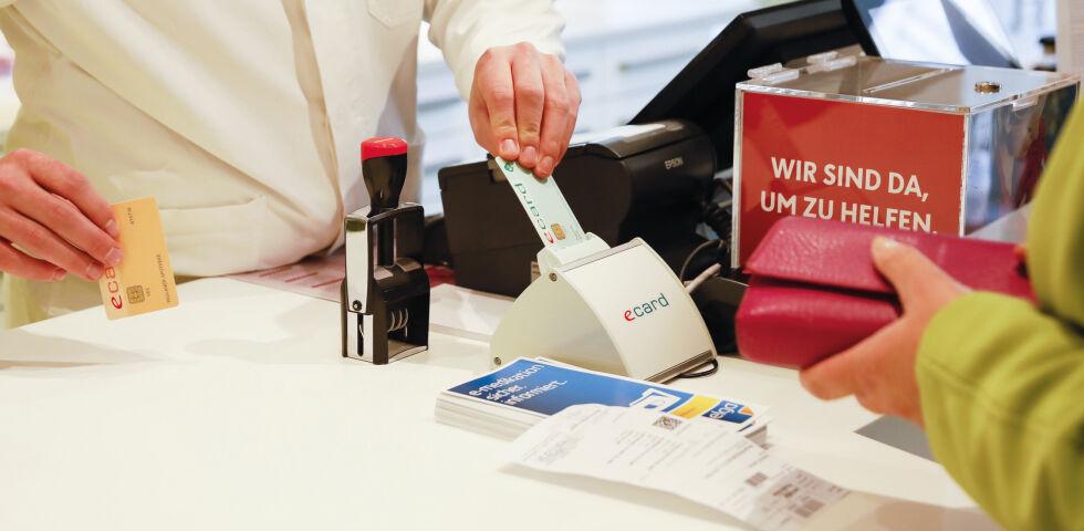 e-medikation e-card apotheke - © Hauptverband der österr. Sozialversicherungsträger/APA-Fotoservice Reither