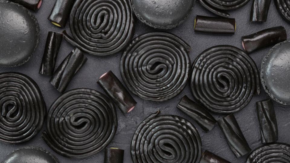 Lakritze_Ernährung - Lakritze verträgt sich nicht mit Bluthochdruck. - © Shutterstock
