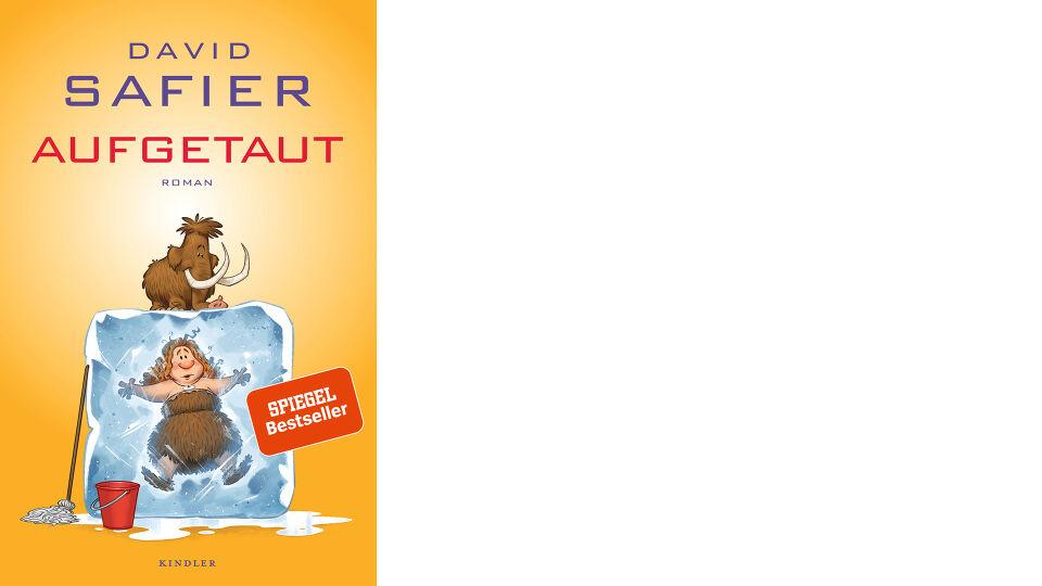 Buch Cover_Aufgetaut_c_Kindler Verlag - © Kindler Verlag