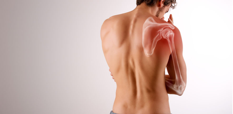Rücken Arthrose Gelenke neu - © Shutterstock