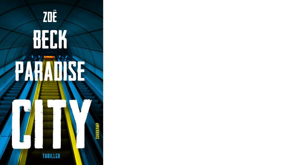 Buch Cover_Paradise City_c_Suhrkamp Verlag - © Suhrkamp Verlag