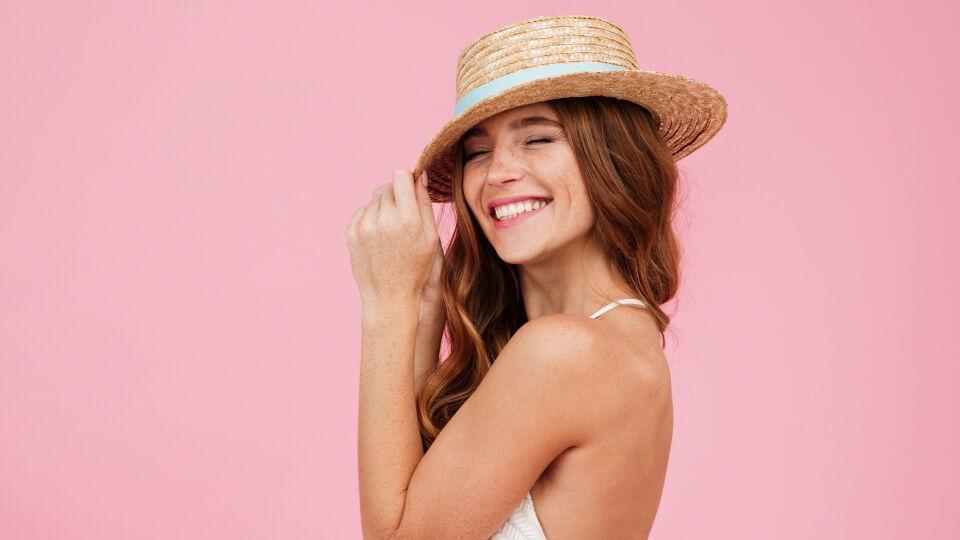 Kopfbedeckung Sommerhut - © Shutterstock