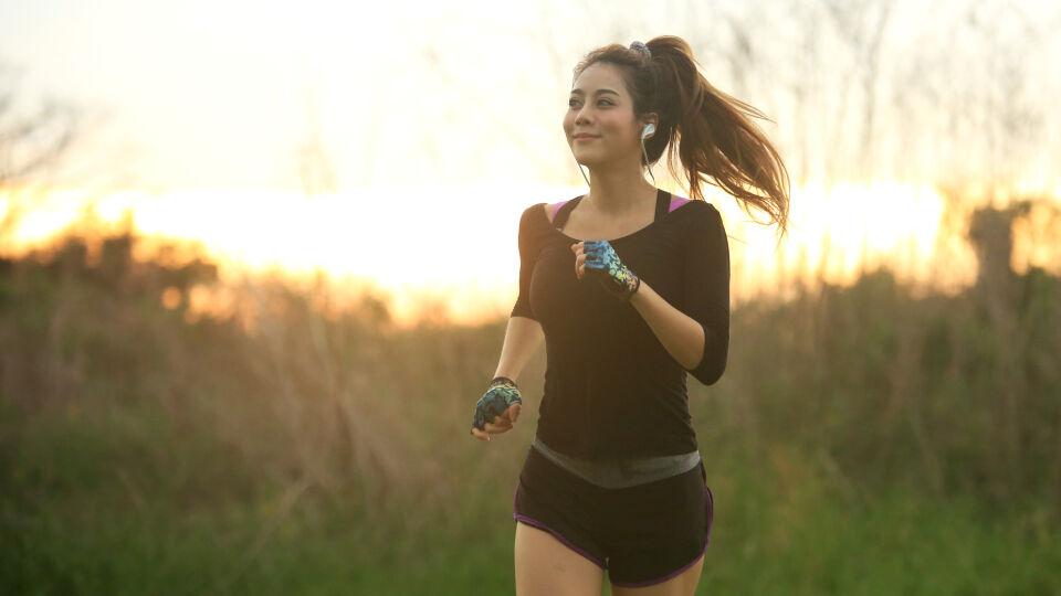 Sport joggen laufen - © Shutterstock