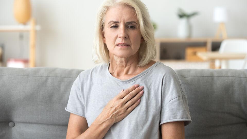 Herz Herzklopfen - © Shutterstock