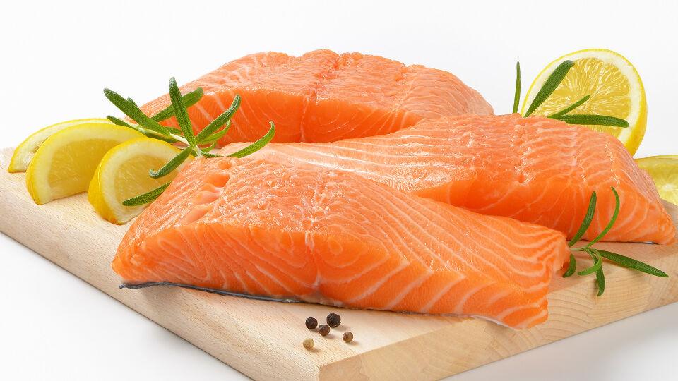 Lachs Ernährung Vitamine - © Shutterstock