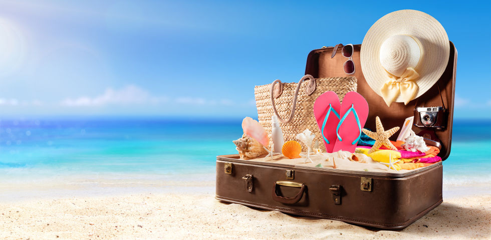 Urlaub Strand bunt - © Shutterstock