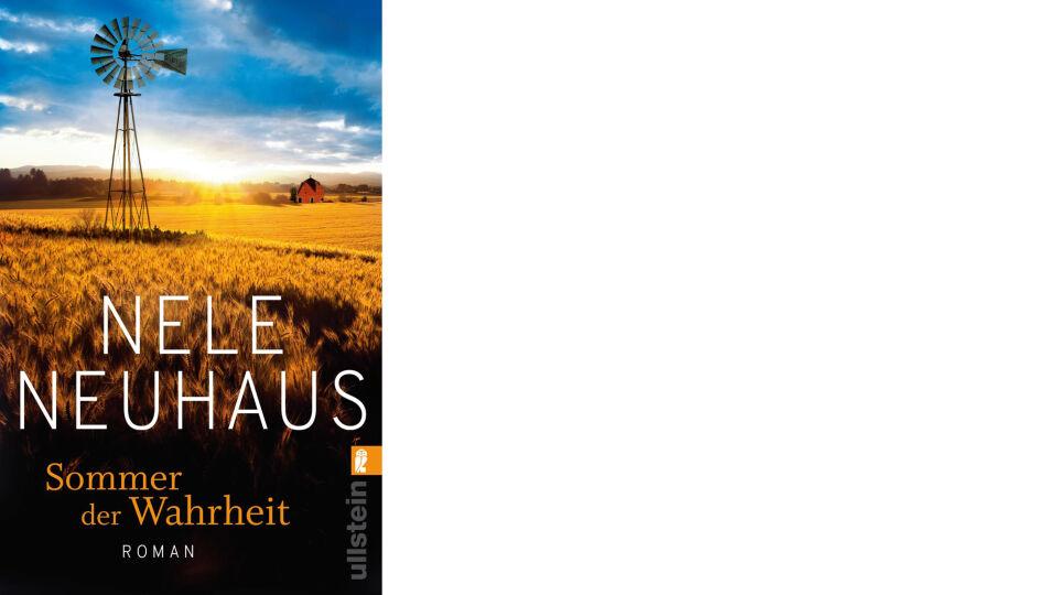 Buch Cover Sommer der Wahrheit_Ullstein Verlag - © Ullstein Verlag