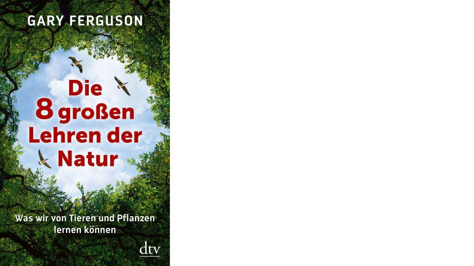 Buch Cover Lehren der Natur_dtv Verlag - © dtv Verlag