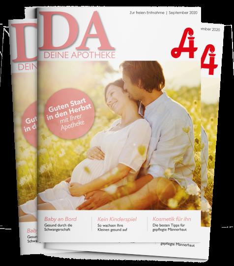"""DA_09_2020_Newsletter_Covers - Die September-Ausgabe von """"DA - Deine Apotheke"""" - © apoverlag"""