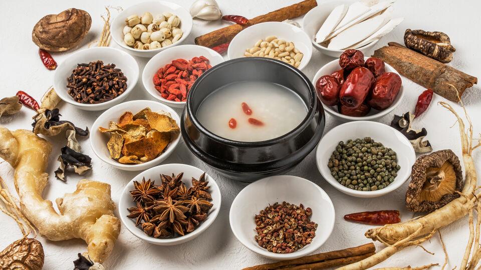 TCM Ernährung - © Shutterstock