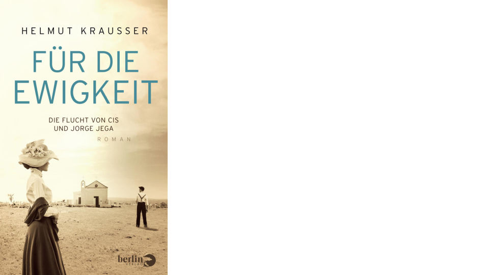 Buch Cover_Für die Ewigkeit_Berlin Verlag - © Berlin Verlag