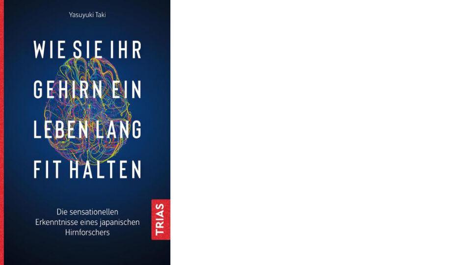 Buch Cover_Gehirn fit halten_Trias Verlag - © Trias Verlag