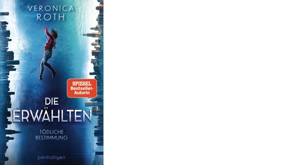 Buch Cover_Die Erwählten_Penhaligon Verlag - © Penhaligon Verlag