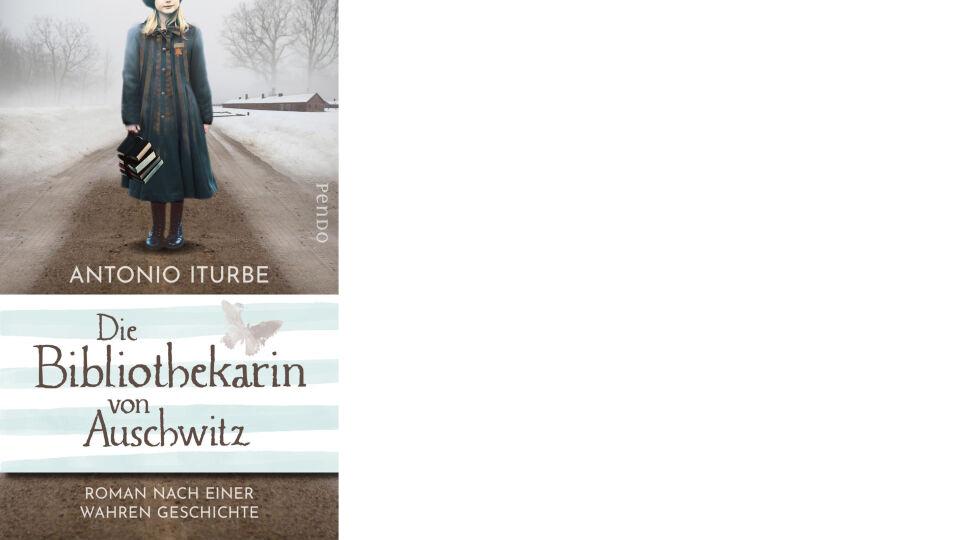 Buch Cover_Bibliothekarin von Auschwitz_Pendo Verlag - © Pendo Verlag