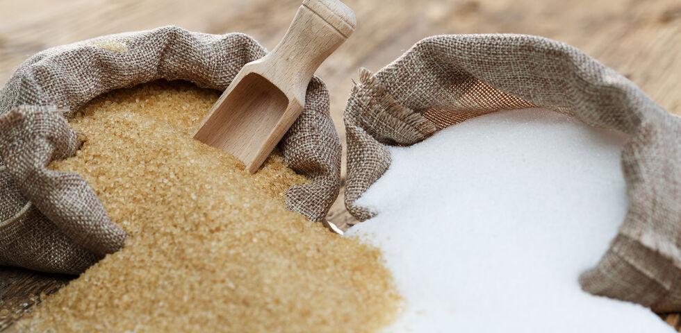 Zucker Ernährung - © Shutterstock