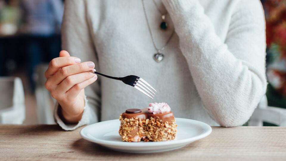 Schokolade Kuchen Zucker Ernährung - © Shutterstock