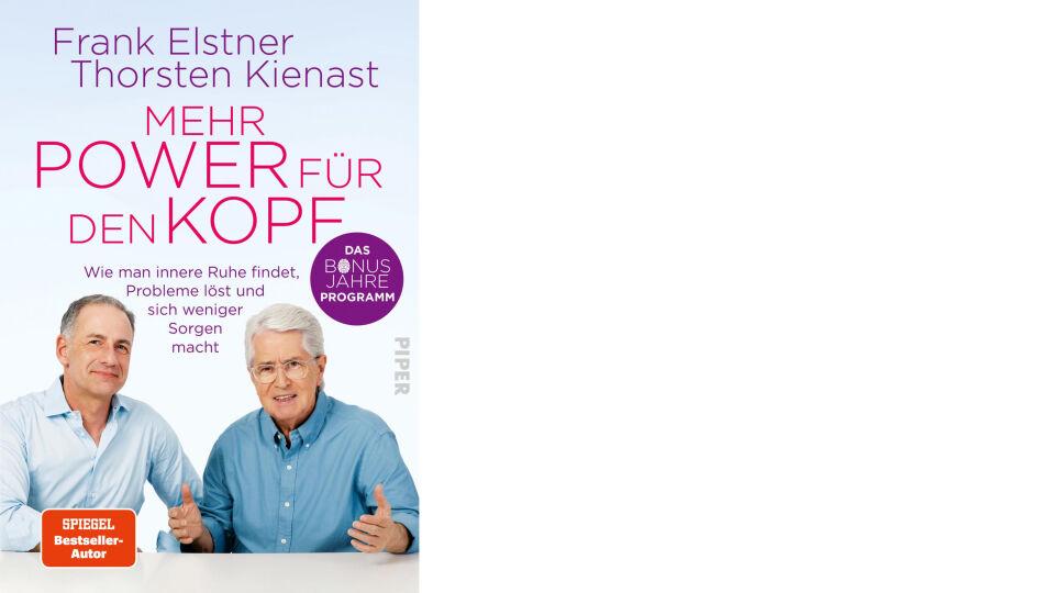 Buch cover_Mehr Power für den Kopf_Piper Verlag - Sachbuch - © Piper Verlag