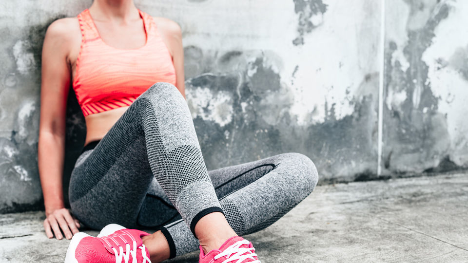 Frau Sport Fitness - © Shutterstock
