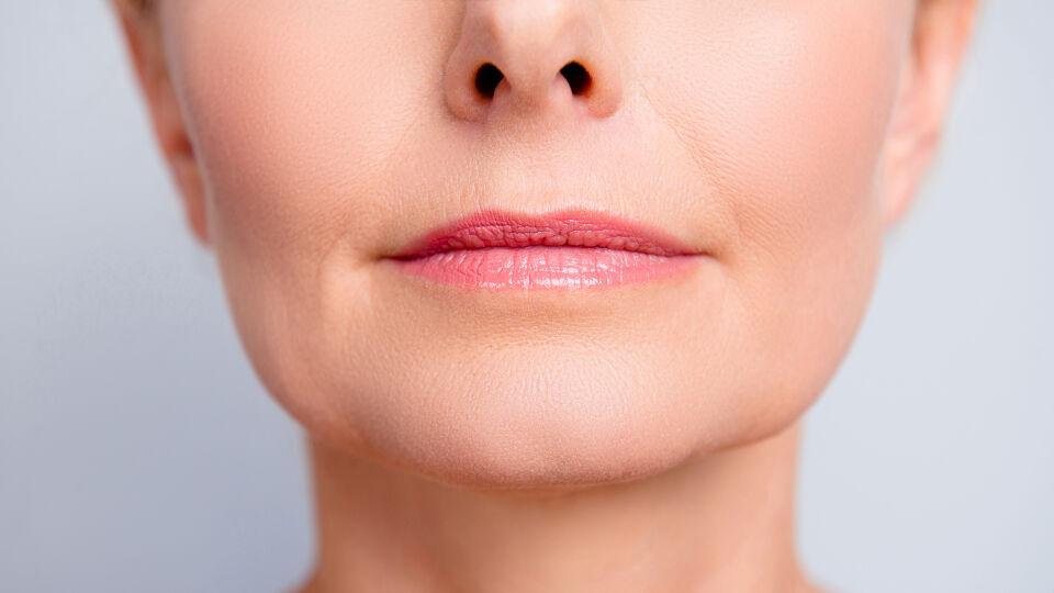 Kosmetik Alter Lippen - © Shutterstock