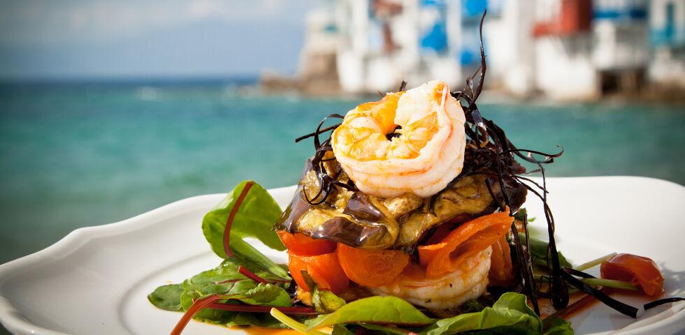 Meeresfrüchte Ernährung - © Shutterstock
