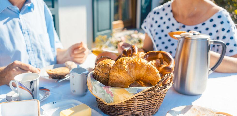 Frühstück - © Shutterstock