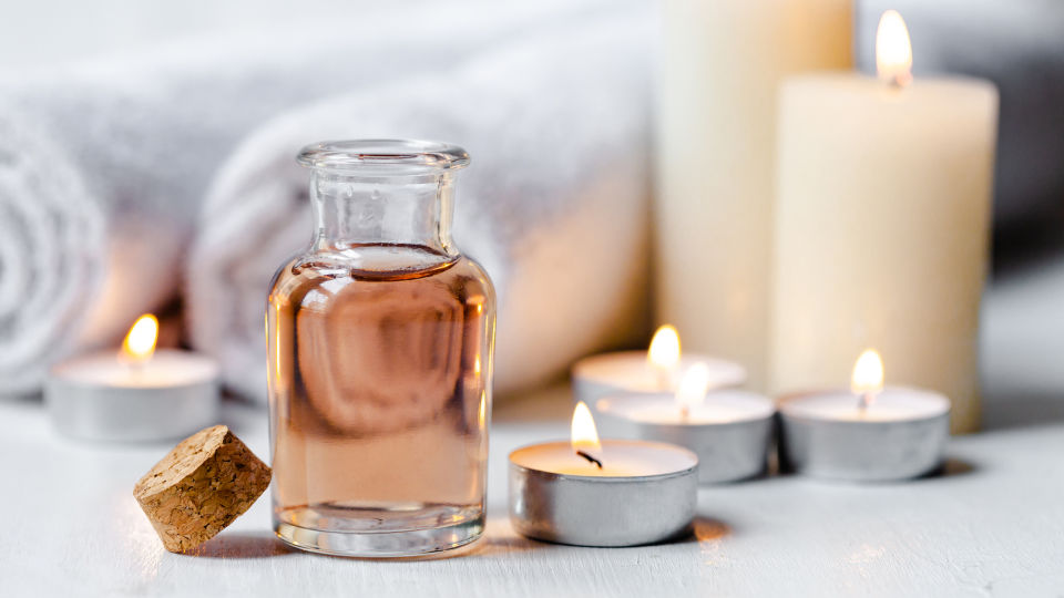 Massage-Öl - Für zarte Haut, die herrlich duftet: Massageöl