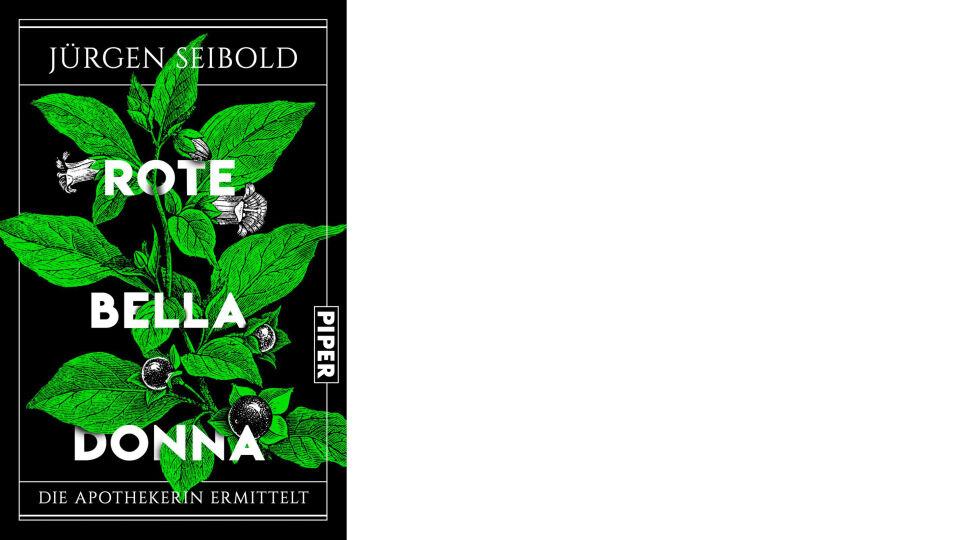 Rote Belladonna_Piper Verlag - Krimi - © Piper Verlag