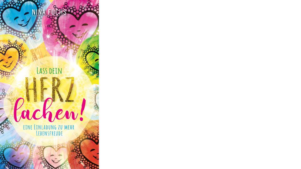 Buch Cover_Lass dein Herz lachen_c_Mymorawa Verlag - © myMorawa Verlag