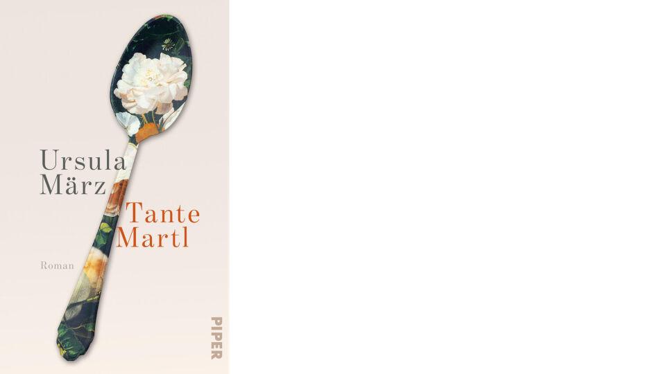 Buch Cover_Tante Martl_c_Piper Verlag - Roman - © Piper Verlag