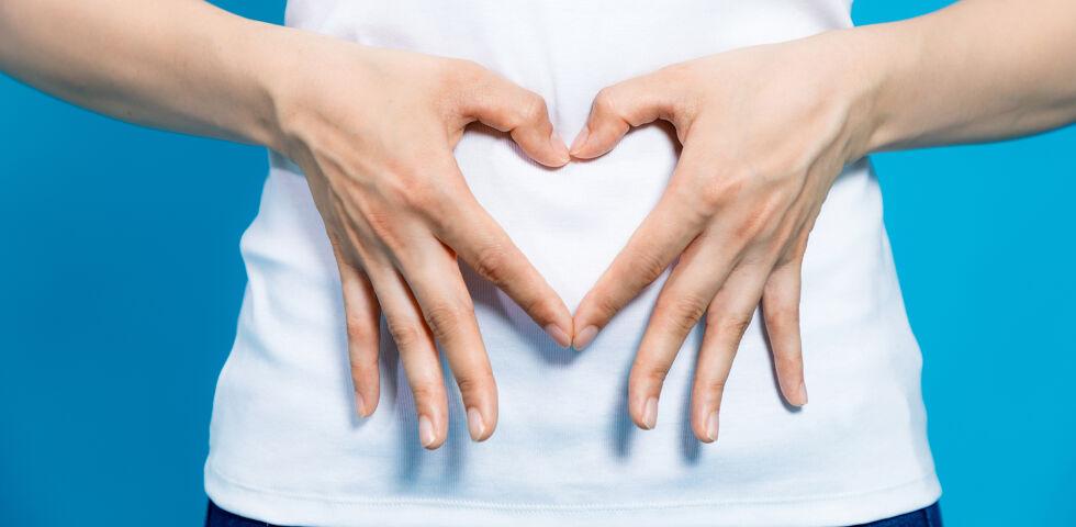 Bauch Magen Darm Probiotika - © Shutterstock