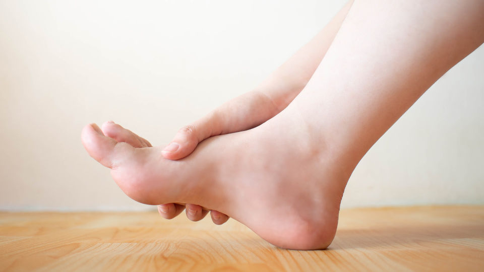 Füße Gicht - © Shutterstock