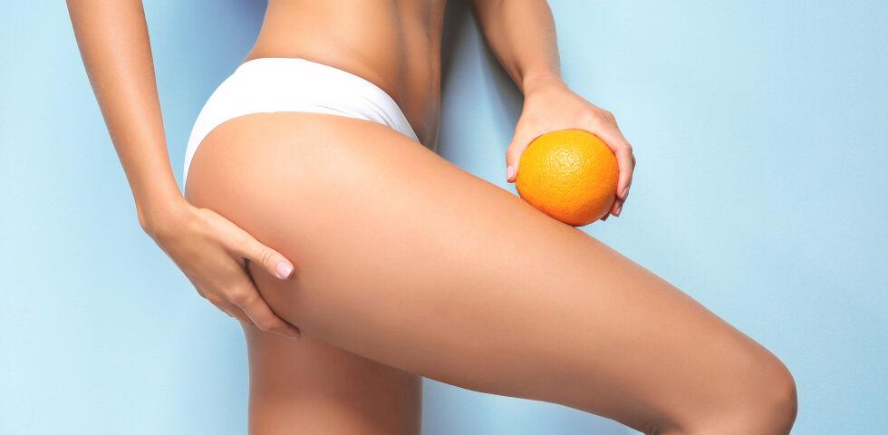 Durch sport weg cellulite Cellulite: Durch
