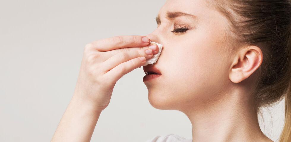 Nasenbluten online - © Shutterstock