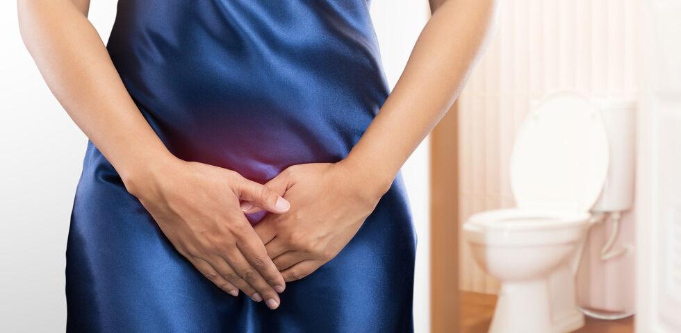 Blasenentzündung Harnwege - Falls sich die Anfangssymptome nicht binnen drei Tagen bessern, ist ein Arztbesuch von Nöten. - © Shutterstock