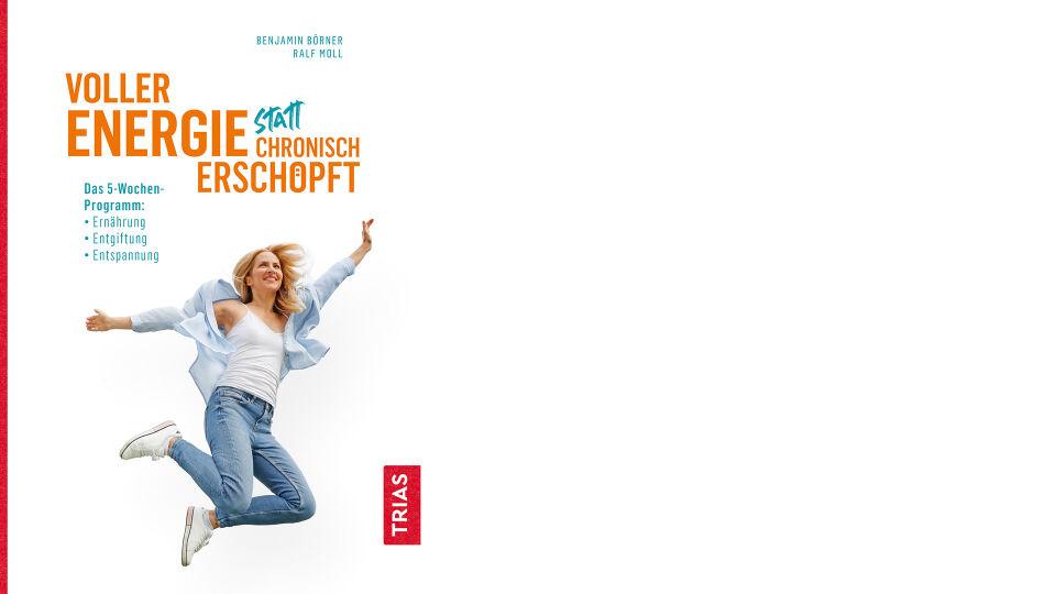 Buch Cover_Voller Energie_Trias Verlag - Ratgeber - © Trias Verlag