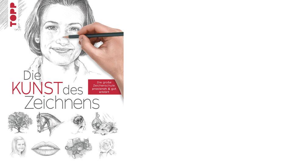 Buch Cover_Die Kunst des Zeichnens_c_Frechverlag - Hobby - © frechverlag