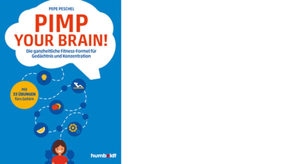 Buch Cover_Pimp your brain_c_Humboldt Verlag - Ratgeber - © Humboldt Verlag