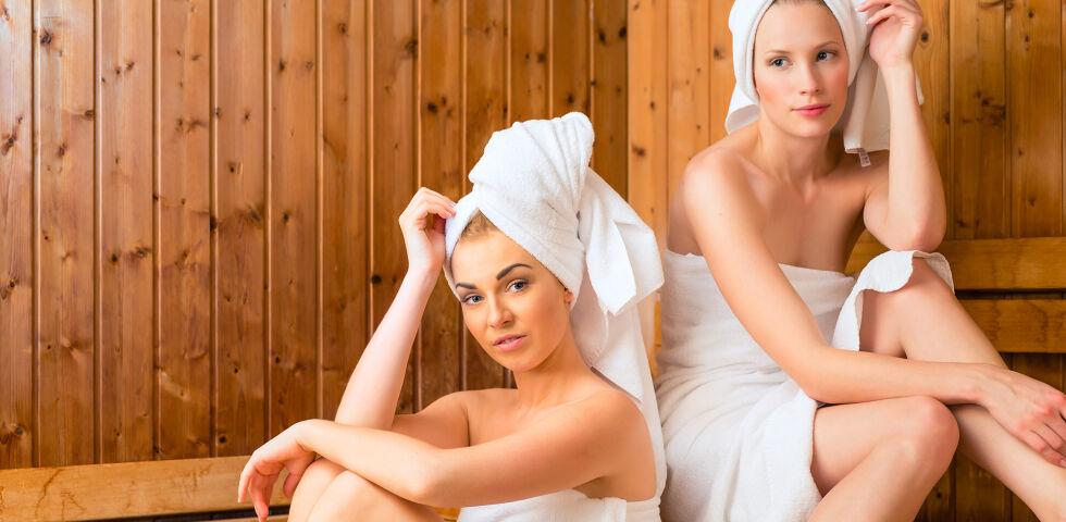 Wellness Sauna Wärme - © Shutterstock