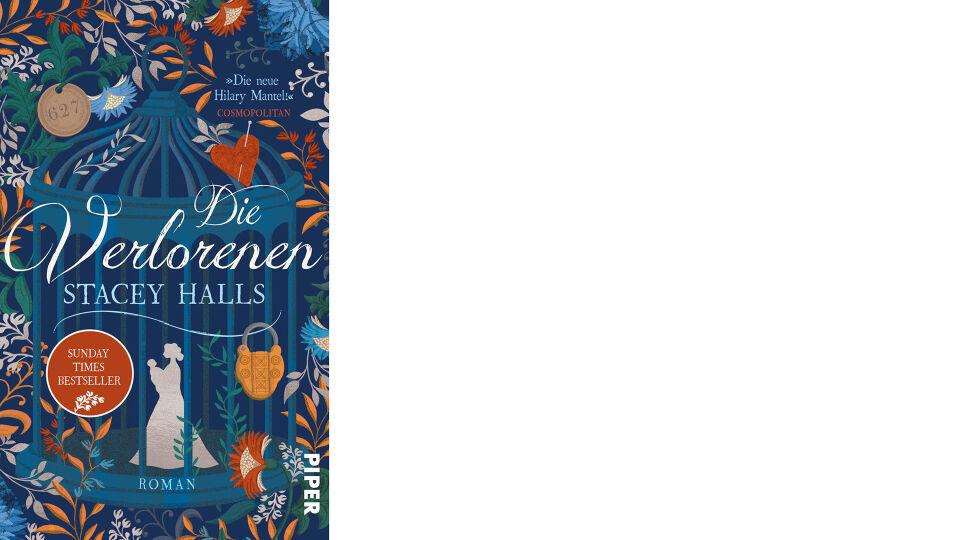 Buch Cover_Die Verlorenen_c_Pendo_online - Roman - © Pendo Verlag