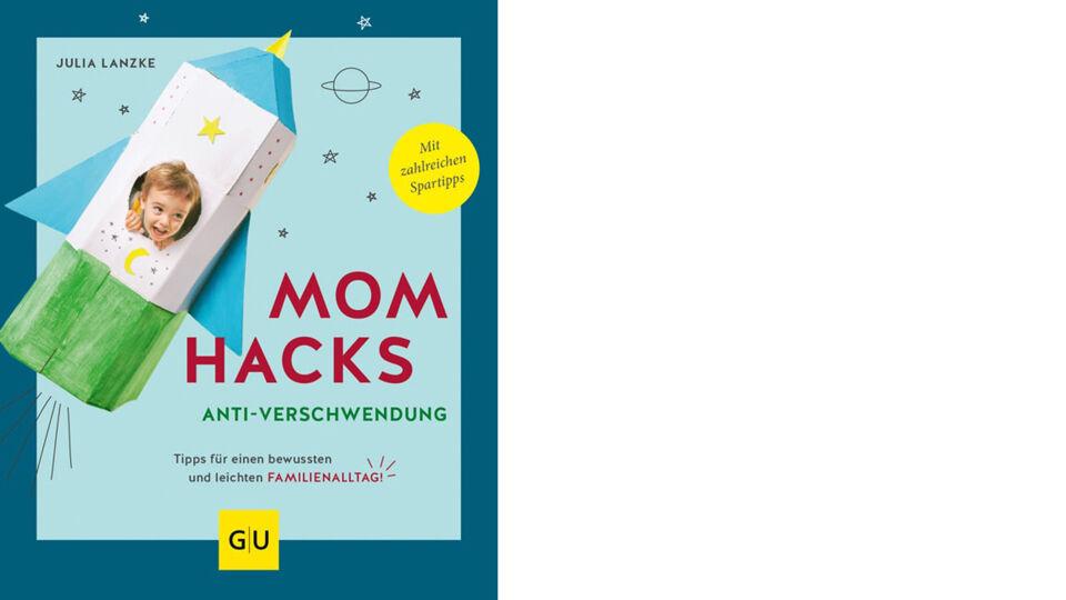 Buch Cover_Mum Hacks_GU Verlag_online - Sachbuch - © GU Verlag