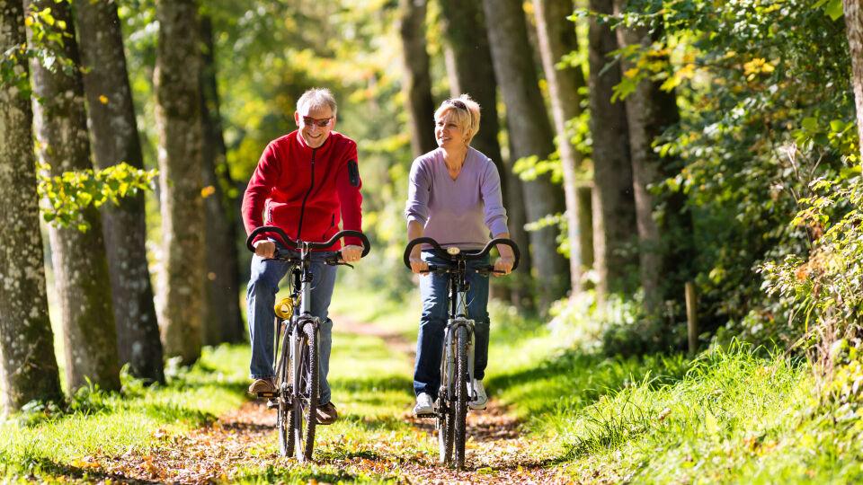 Fahrrad_Sport_shutterstock_127325006 - Sport-Anfänger sollten sich überlegen, was ihnen am ehesten Spaß macht.