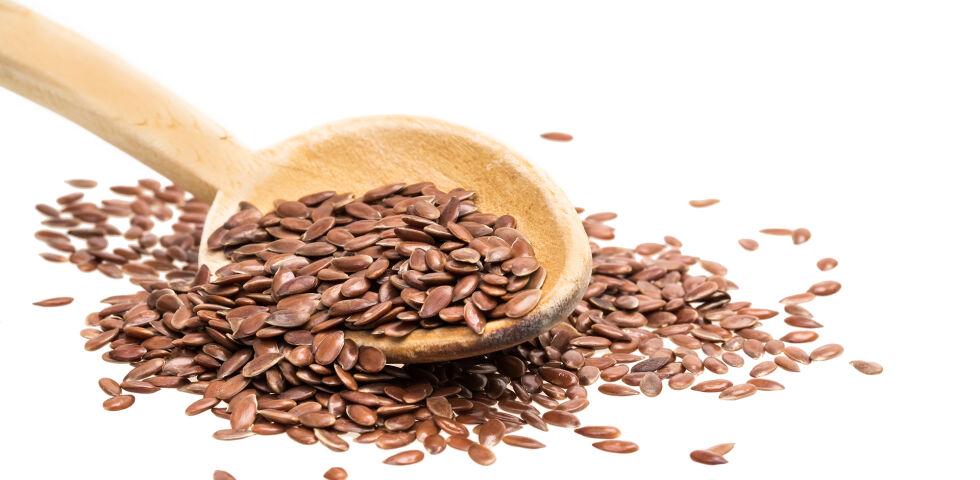 Leinsamen Ernährung - Bis die Wirkung des Leinsamens einsetzt, dauert es zwei bis drei Tage. - © Shutterstock