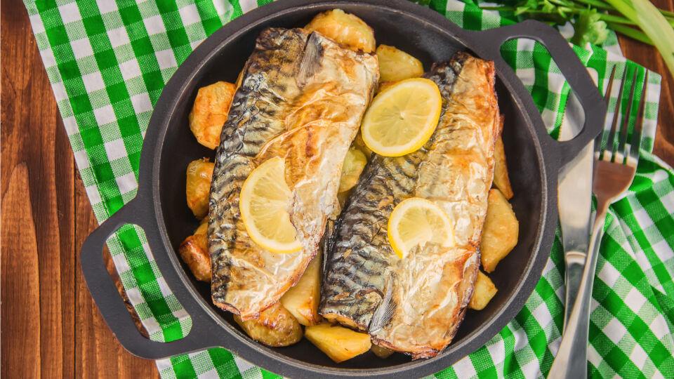 Fisch Omega Ernährung - © Shutterstock
