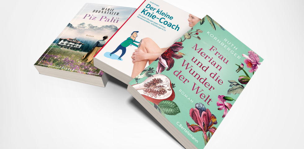 Buchcover Juni_c_Eisele_Trias_Bertelsmann Verlag - © Eisele/Trias/Bertelsmann